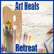 Art Heals Retreat 2