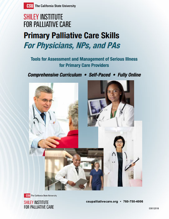 Essential Clinicians Brochure