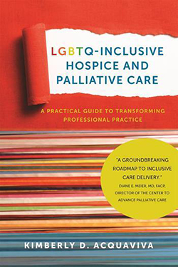 LGBTQ Hospice and Palliative Care Book