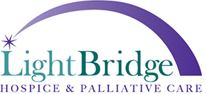 LightBridge Hospice Logo