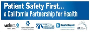 Patient Safety First Logo