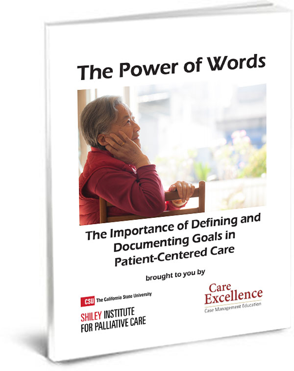 The Power of Words in Palliative Care