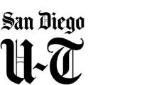 logo for San Diego Union Tribune