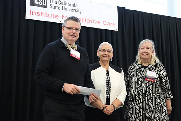 Dr. Bailey, Brenda Schmitthenner, Helen McNeal