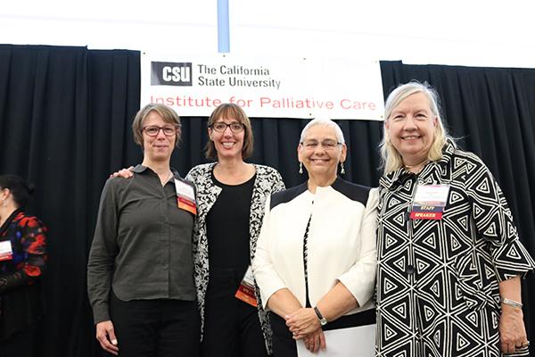 Photo Olga Ehrlich, Raeann LeBlanc, Brenda Schmitthenner, Helen McNeal
