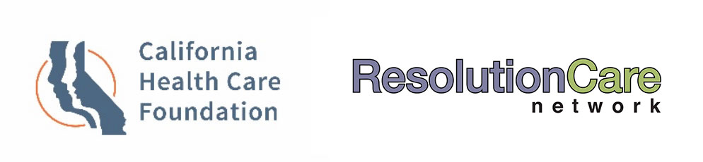 CHCF and ResolutionCare Logos