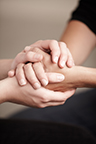 Holding Hands for Palliative Care